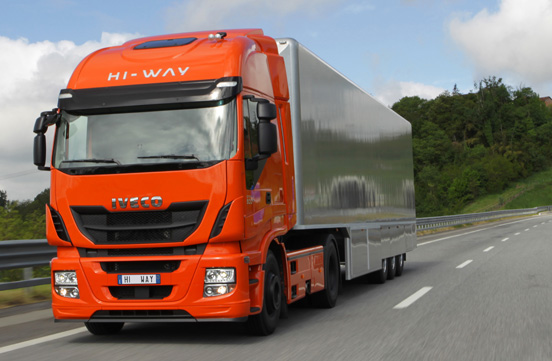 Heavy goods vehicle training in Worcestershire
